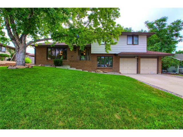 8432 Yarrow Court, Arvada, CO 80005 (MLS #8230413) :: 8z Real Estate