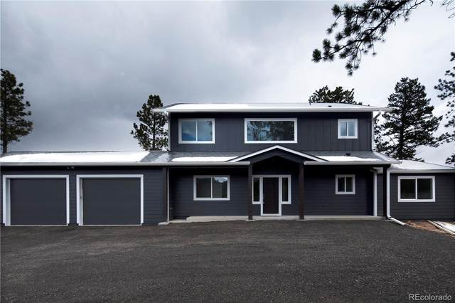 30573 Blue Mountain Road, Golden, CO 80403 (#8230716) :: My Home Team