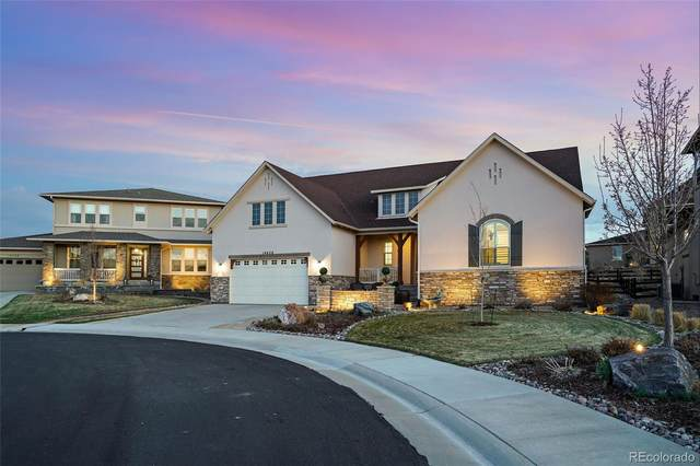 14630 Crump Place, Parker, CO 80134 (#8231048) :: The Harling Team @ HomeSmart