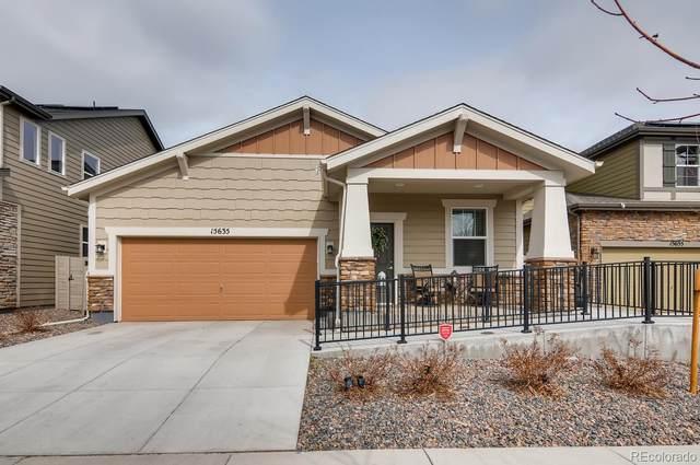 15635 E 47th Drive, Denver, CO 80239 (MLS #8231075) :: 8z Real Estate