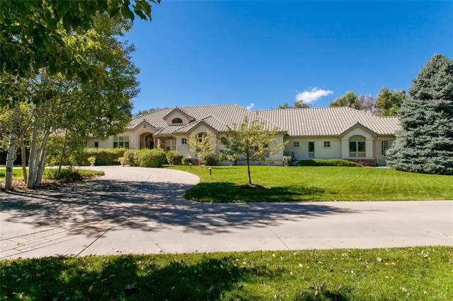4301 S Downing Street, Cherry Hills Village, CO 80113 (#8231283) :: The Healey Group