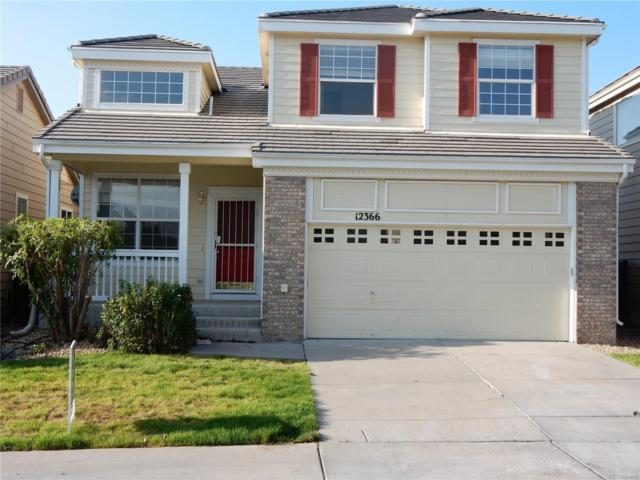 12366 Nate Circle, Parker, CO 80134 (#8231451) :: The Griffith Home Team