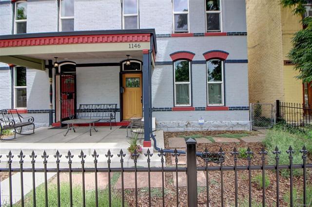 1146 Mariposa Street, Denver, CO 80204 (#8231491) :: Sellstate Realty Pros
