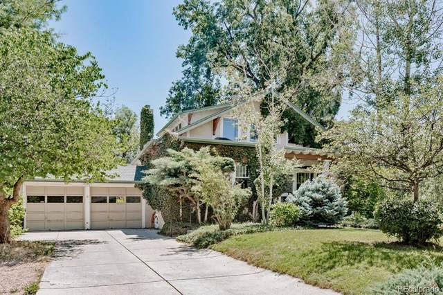 1920 Oneida Street, Denver, CO 80220 (#8231511) :: The DeGrood Team
