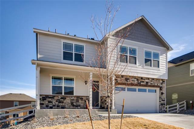 6038 High Timber Circle, Castle Rock, CO 80104 (MLS #8231798) :: Bliss Realty Group