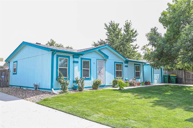 8010 Quebec Street, Commerce City, CO 80022 (#8231905) :: The DeGrood Team