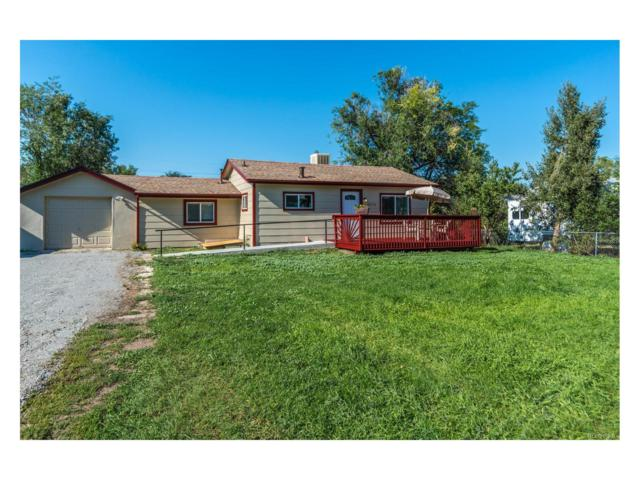 6575 W Exposition Avenue, Lakewood, CO 80226 (#8232215) :: ParkSide Realty & Management