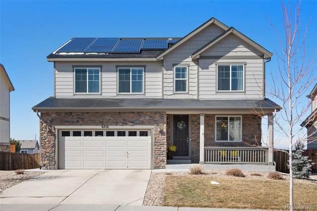 6718 S Kellerman Way, Aurora, CO 80016 (MLS #8232258) :: 8z Real Estate