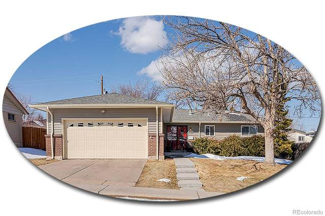 3017 S Xanthia Street, Denver, CO 80231 (#8232628) :: Colorado Home Finder Realty