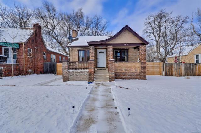 1531 Eudora Street, Denver, CO 80220 (#8232687) :: The Griffith Home Team