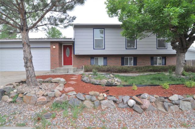 10918 Birch Drive, Thornton, CO 80233 (#8233276) :: Sellstate Realty Pros
