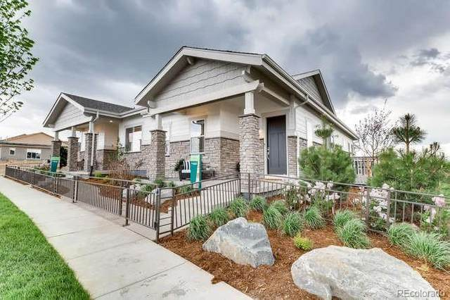 5752 Piney River Place, Brighton, CO 80601 (#8233592) :: The Gilbert Group