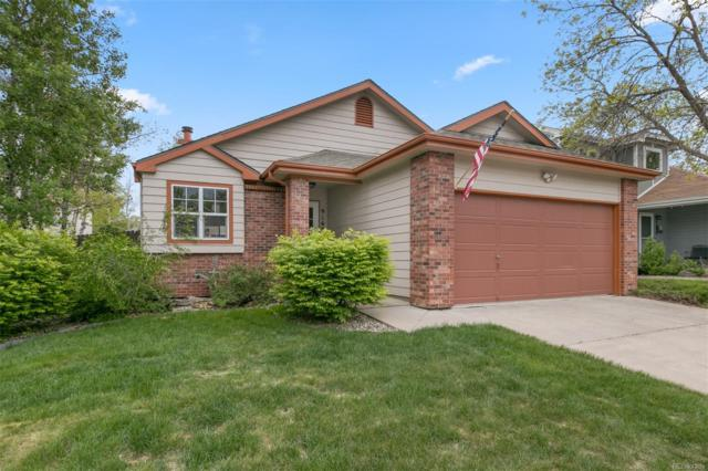 9168 W Maryland Place, Lakewood, CO 80232 (#8233613) :: James Crocker Team