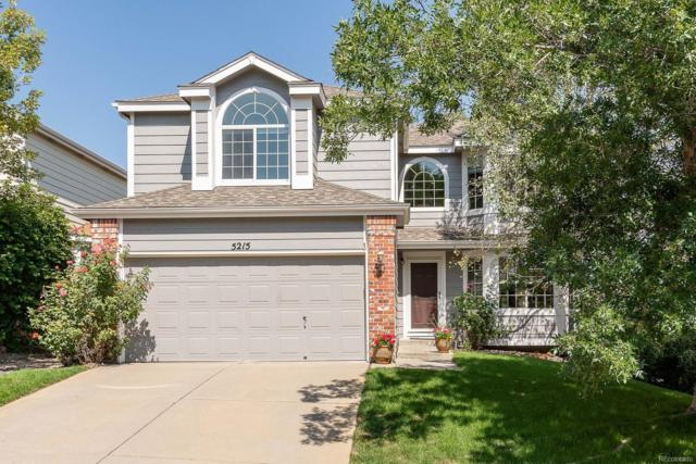 5215 S Jebel Way, Centennial, CO 80015 (#8233734) :: The Peak Properties Group