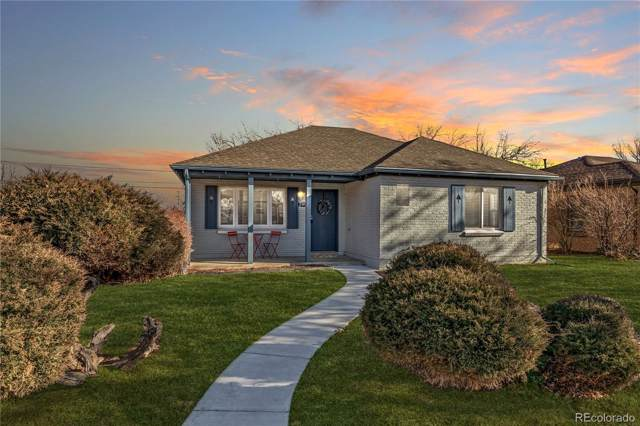 2990 Cherry Street, Denver, CO 80207 (MLS #8233965) :: Colorado Real Estate : The Space Agency