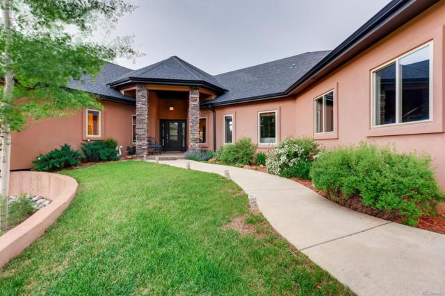 1423 Masters Drive, Woodland Park, CO 80863 (#8234389) :: Compass Colorado Realty