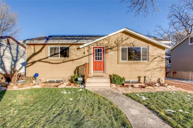 2313 N 7th Street, Colorado Springs, CO 80907 (#8235008) :: The Heyl Group at Keller Williams