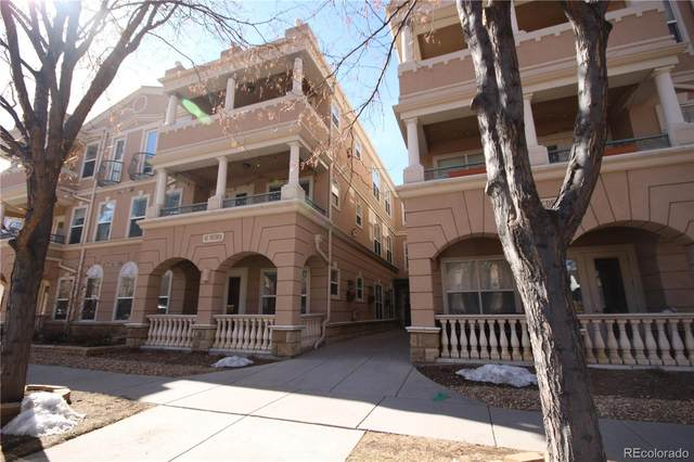 45 N Ogden Street #102, Denver, CO 80218 (#8235202) :: The Brokerage Group
