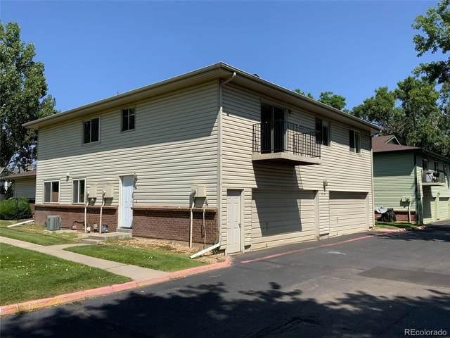 3355 S Flower Street #64, Lakewood, CO 80227 (#8235374) :: Venterra Real Estate LLC
