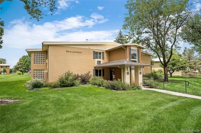 745 S Clinton Street 7A, Denver, CO 80247 (#8235439) :: Finch & Gable Real Estate Co.