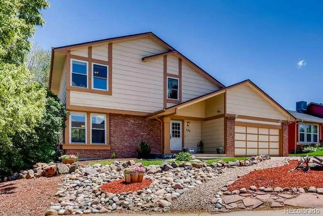 724 S Elkhart Street, Aurora, CO 80012 (#8235469) :: Colorado Home Finder Realty