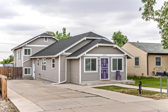6660 Irving Street, Denver, CO 80221 (#8235590) :: Compass Colorado Realty