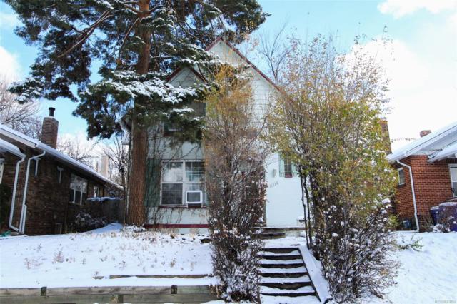 1356 Newton Street, Denver, CO 80204 (#8235653) :: House Hunters Colorado