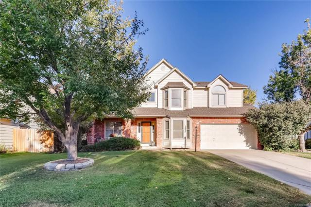 5825 S Danube Circle, Aurora, CO 80015 (#8235668) :: The DeGrood Team