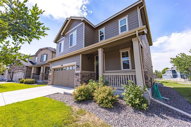 3498 E 140th Place, Thornton, CO 80602 (#8235701) :: Bring Home Denver with Keller Williams Downtown Realty LLC