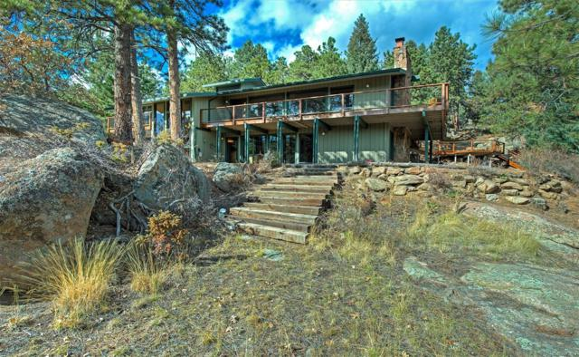 7475 Rossman Gulch Road, Morrison, CO 80465 (#8235723) :: Berkshire Hathaway Elevated Living Real Estate