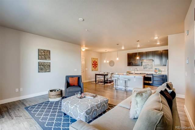 15295 W 64th Lane #204, Arvada, CO 80007 (#8236498) :: The DeGrood Team