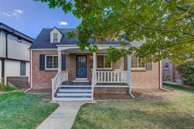 2320 Jasmine Street, Denver, CO 80207 (MLS #8236767) :: 8z Real Estate