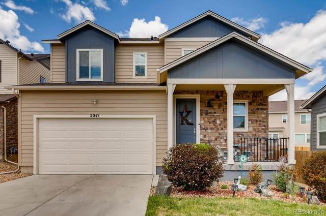 2041 Trail Stone Court, Castle Rock, CO 80108 (#8236788) :: The HomeSmiths Team - Keller Williams
