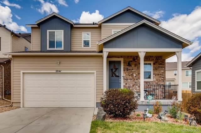 2041 Trail Stone Court, Castle Rock, CO 80108 (MLS #8236788) :: 8z Real Estate