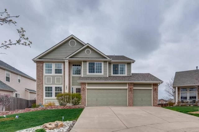5651 S Rome Street, Aurora, CO 80015 (#8237069) :: The Pete Cook Home Group