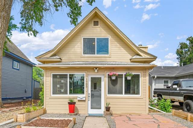 2985 S Elati Street, Englewood, CO 80110 (#8237525) :: The Griffith Home Team