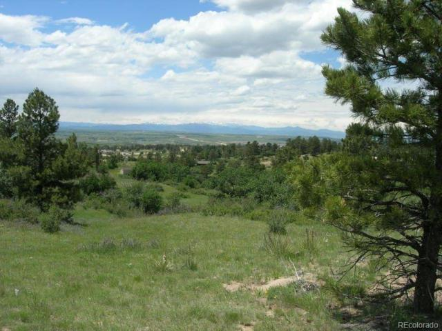 9700 Hilltop Road, Parker, CO 80134 (MLS #8237828) :: 8z Real Estate