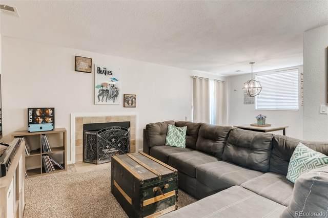 12536 E Cornell Avenue #104, Aurora, CO 80014 (#8238037) :: Kimberly Austin Properties