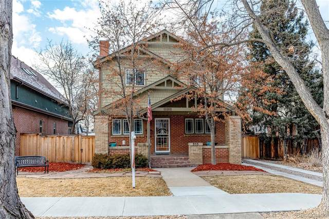 911 S Gaylord Street, Denver, CO 80209 (#8238176) :: Re/Max Structure