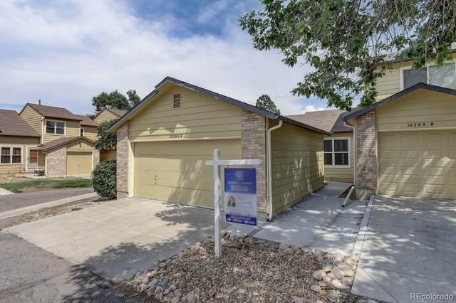 10289 W Fair Avenue A, Littleton, CO 80127 (MLS #8238739) :: 8z Real Estate