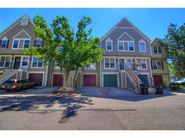 1811 S Quebec Way #187, Denver, CO 80231 (MLS #8238950) :: 8z Real Estate