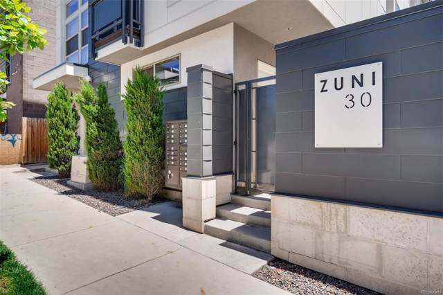 3020 #4 N Zuni Street, Denver, CO 80211 (#8239050) :: Bring Home Denver with Keller Williams Downtown Realty LLC