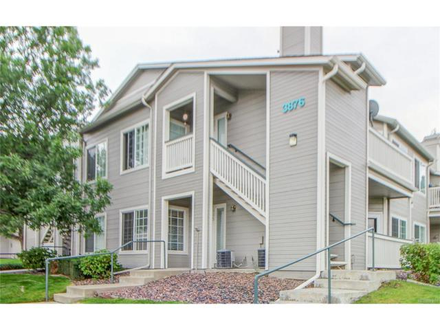 3876 Canyon Ranch Road #103, Highlands Ranch, CO 80126 (#8239240) :: The Peak Properties Group