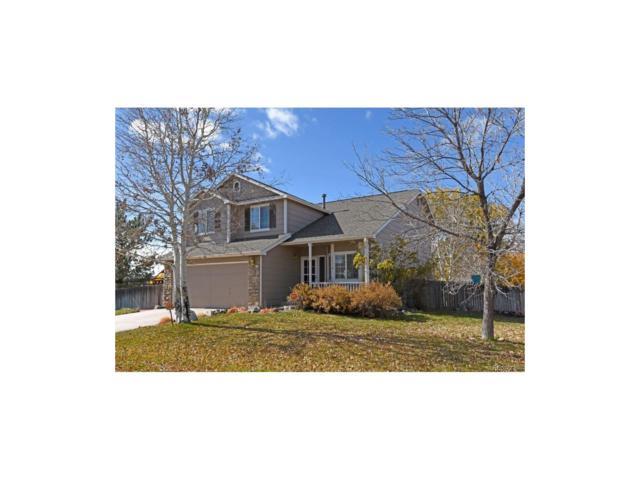 11119 Blackwolf Drive, Parker, CO 80138 (MLS #8239303) :: 8z Real Estate