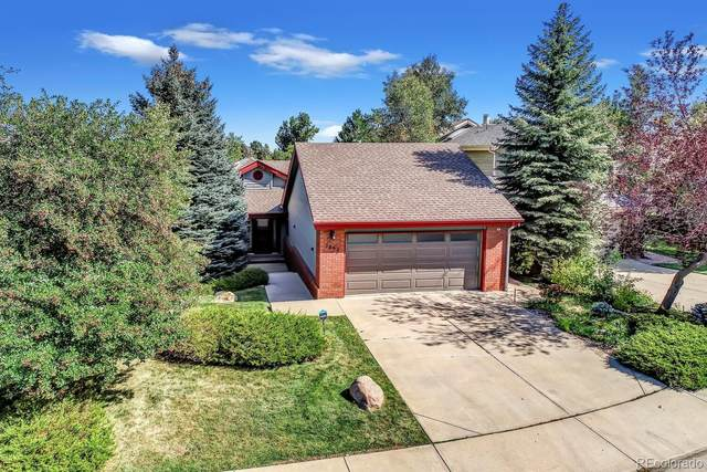 3898 Promontory Court, Boulder, CO 80304 (#8239416) :: The DeGrood Team