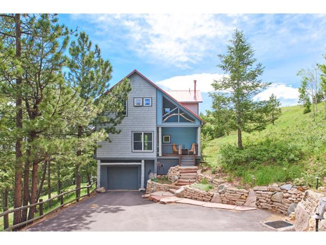 2875 Sugarloaf Road, Boulder, CO 80302 (MLS #8240004) :: 8z Real Estate