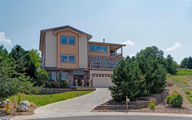 5168 Blue Jay Circle, Castle Rock, CO 80109 (#8240068) :: The HomeSmiths Team - Keller Williams