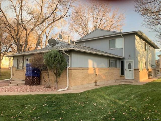 7309 W Hampden Avenue #6203, Lakewood, CO 80227 (#8240620) :: Bring Home Denver with Keller Williams Downtown Realty LLC