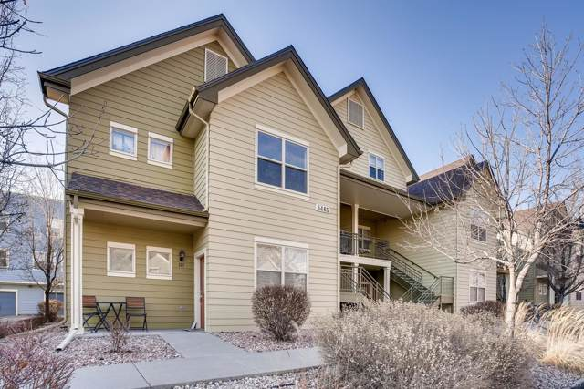 5465 Zephyr Street #203, Arvada, CO 80002 (#8240899) :: Mile High Luxury Real Estate