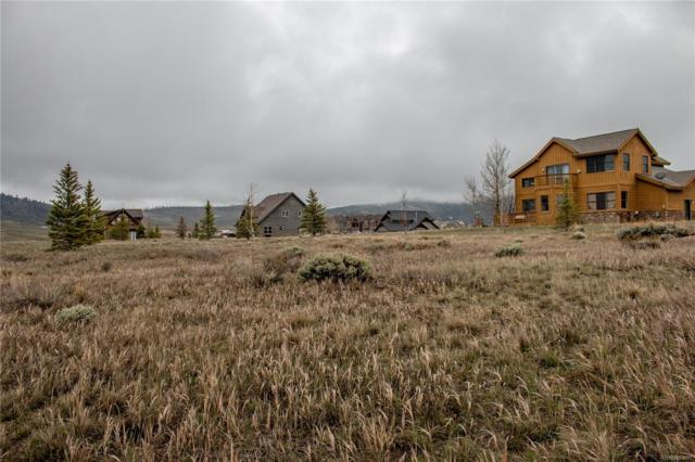 1671 Mountain Sky Lane, Granby, CO 80446 (MLS #8241014) :: 8z Real Estate